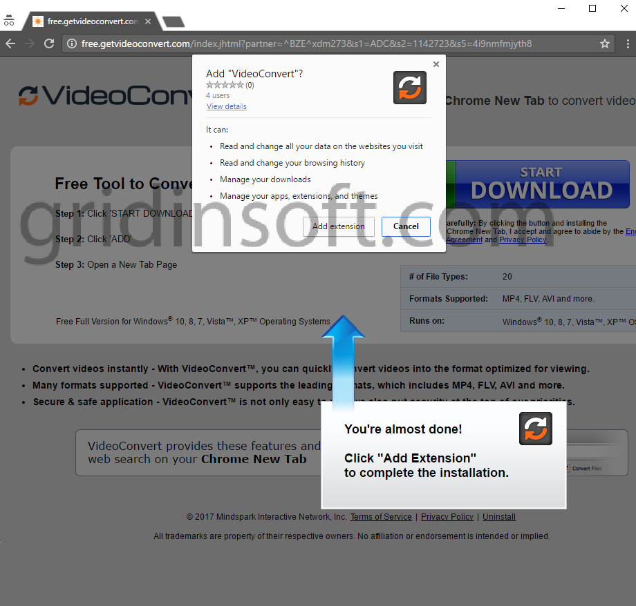 remove VideoConverter Video Converter