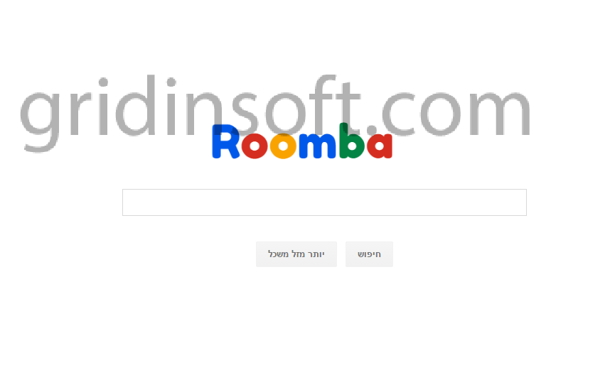 remove Roomba-search.com Roomba