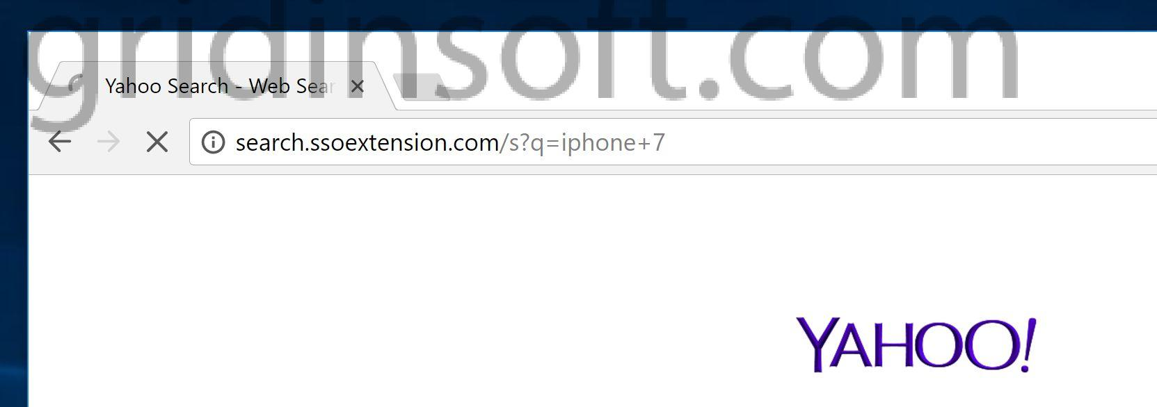 remove Search.ssoextension.com Search.ssoextension.com