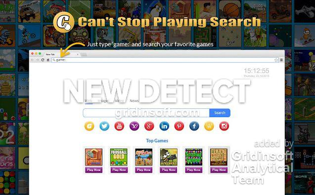 remove Can't Stop Playing Search Can't Stop Playing
