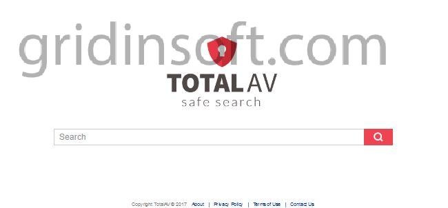 remove Search.totalav.com TotalAV Search