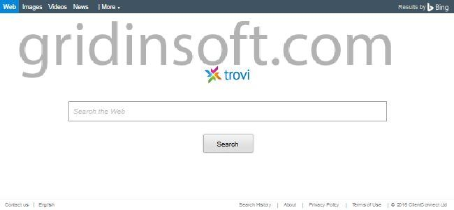 remove Your-search.com (Trovi) Your-search.com