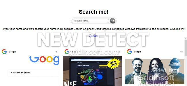 remove Googlesearch.me Search me!