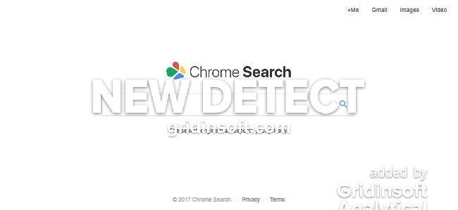 remove Chromesearch.today Chrome Search