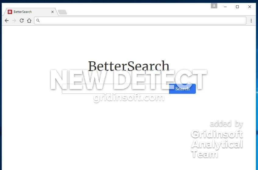 remove BetterSearch.co