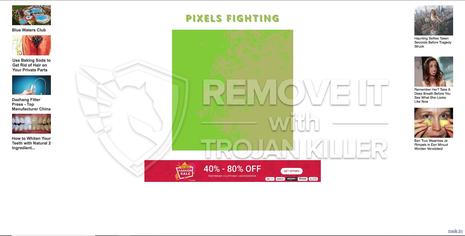 remove Pixelsfighting.co