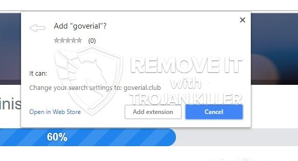 remove goverial.club