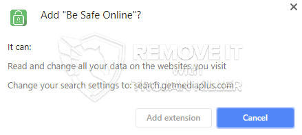 remove Be Safe Online
